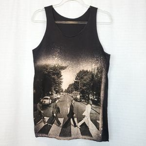 The Beatles Band Tee Size M/L